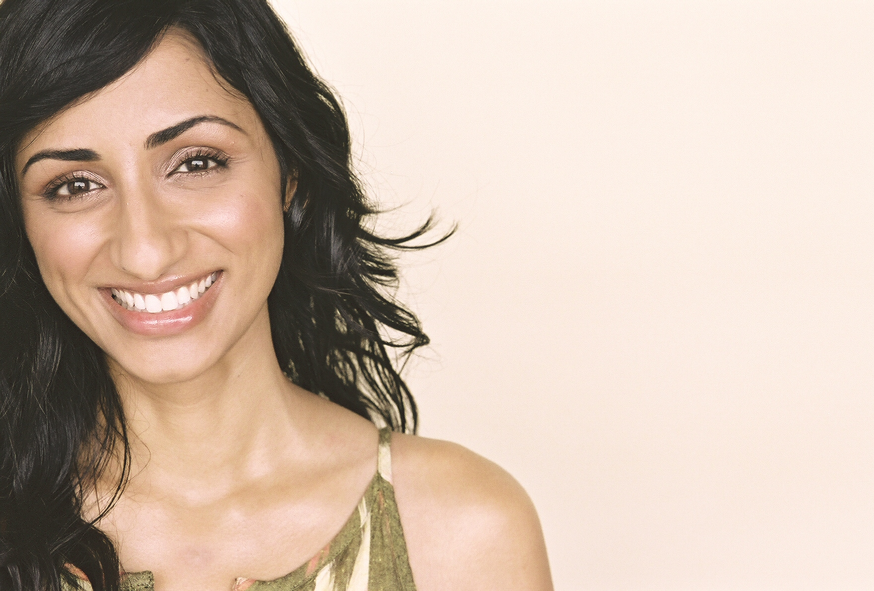 "Kiran Deol plays Roopa in ""Farah Goes Bang"""