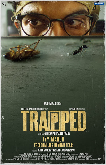 TRAPPED: Survival of the fittest