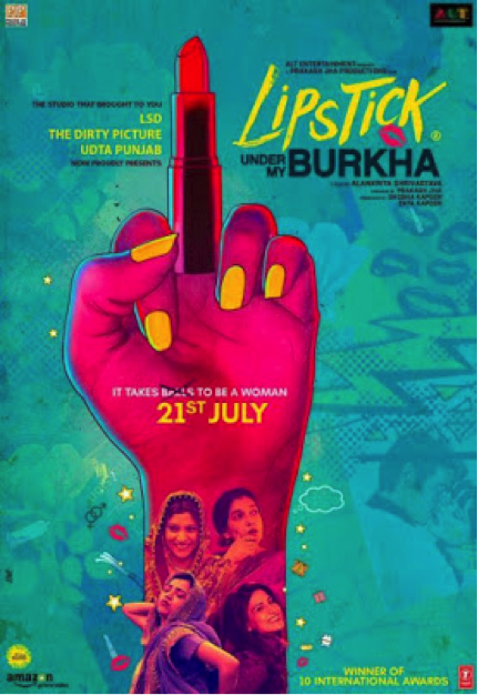 Lipstick Under My Burkha: Dreams of Desire