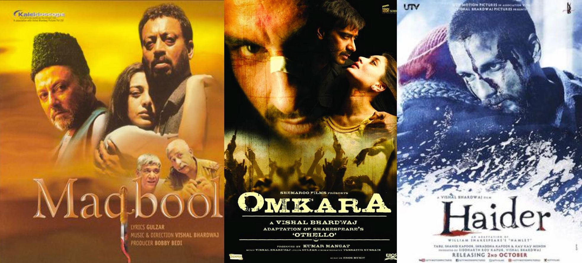 Omkara: Swinging Between Two Faces
