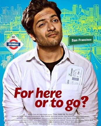 Film Review: For Here Or To Go?