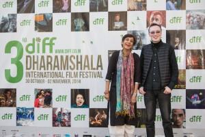 Ritu Sarin and Tenzing Sonam DIFF 2014