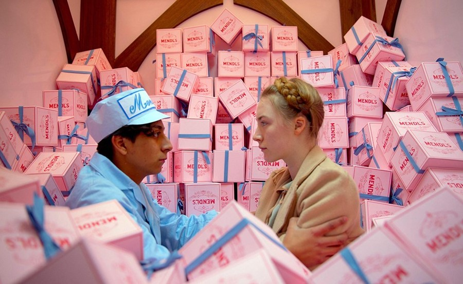 Story IS Style - Wes Anderson