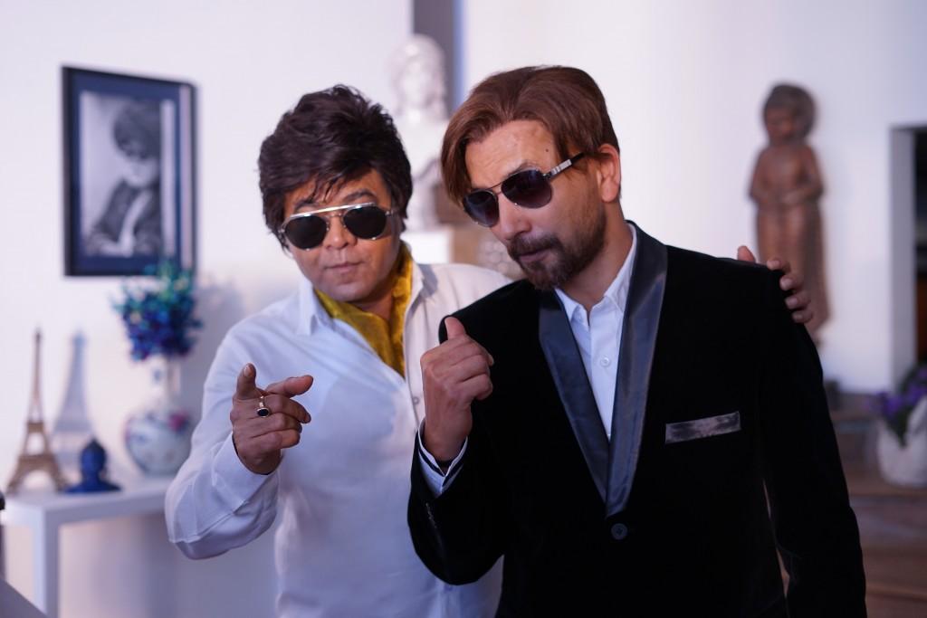 With Deepak