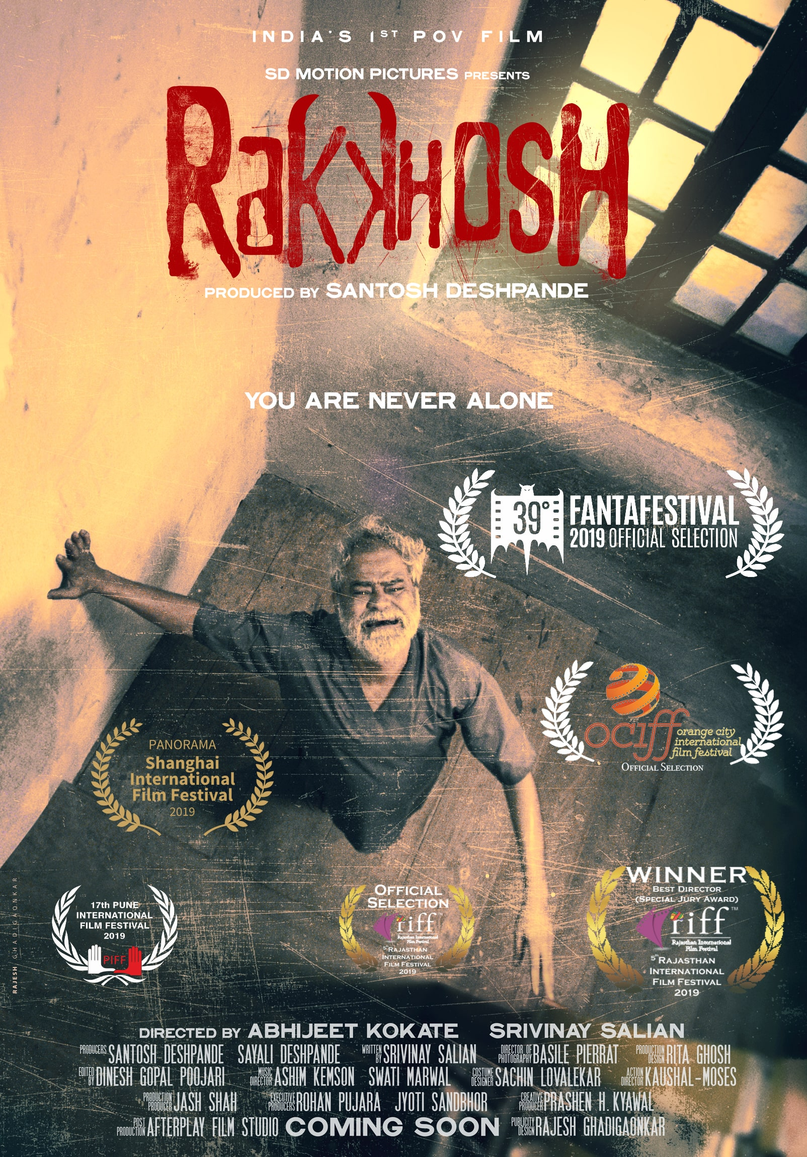 RAKKHOSH: The making of India's first POV film