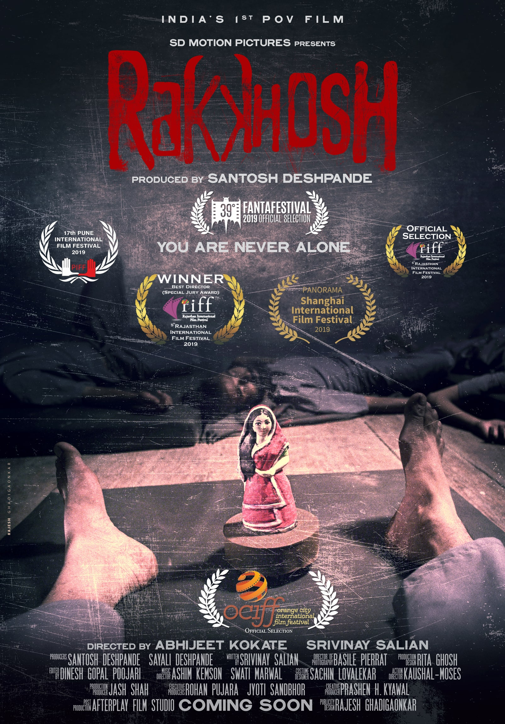Film Review: RAKKHOSH (Netflix)