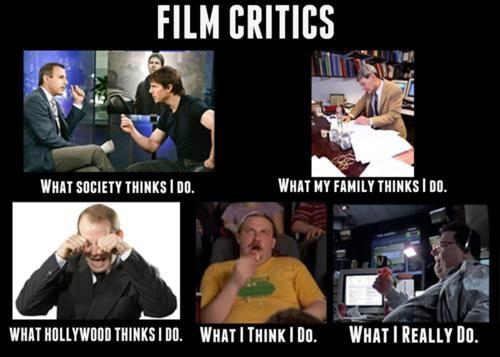 Critic diaries #1