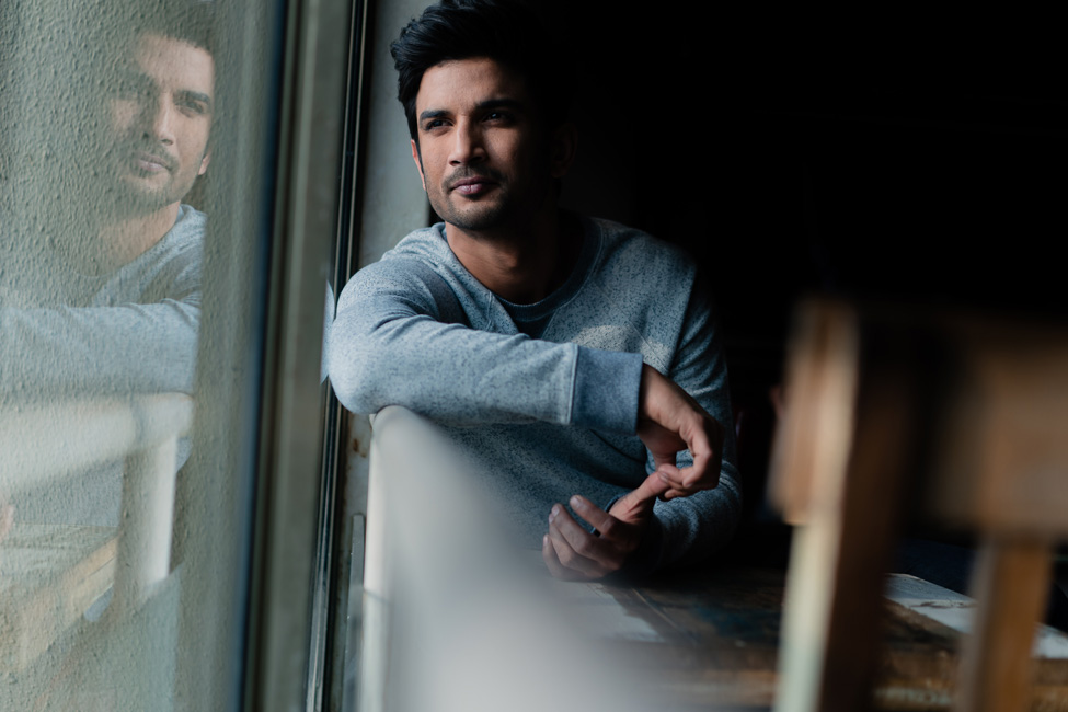 Framed for Eternity: Sushant Singh Rajput