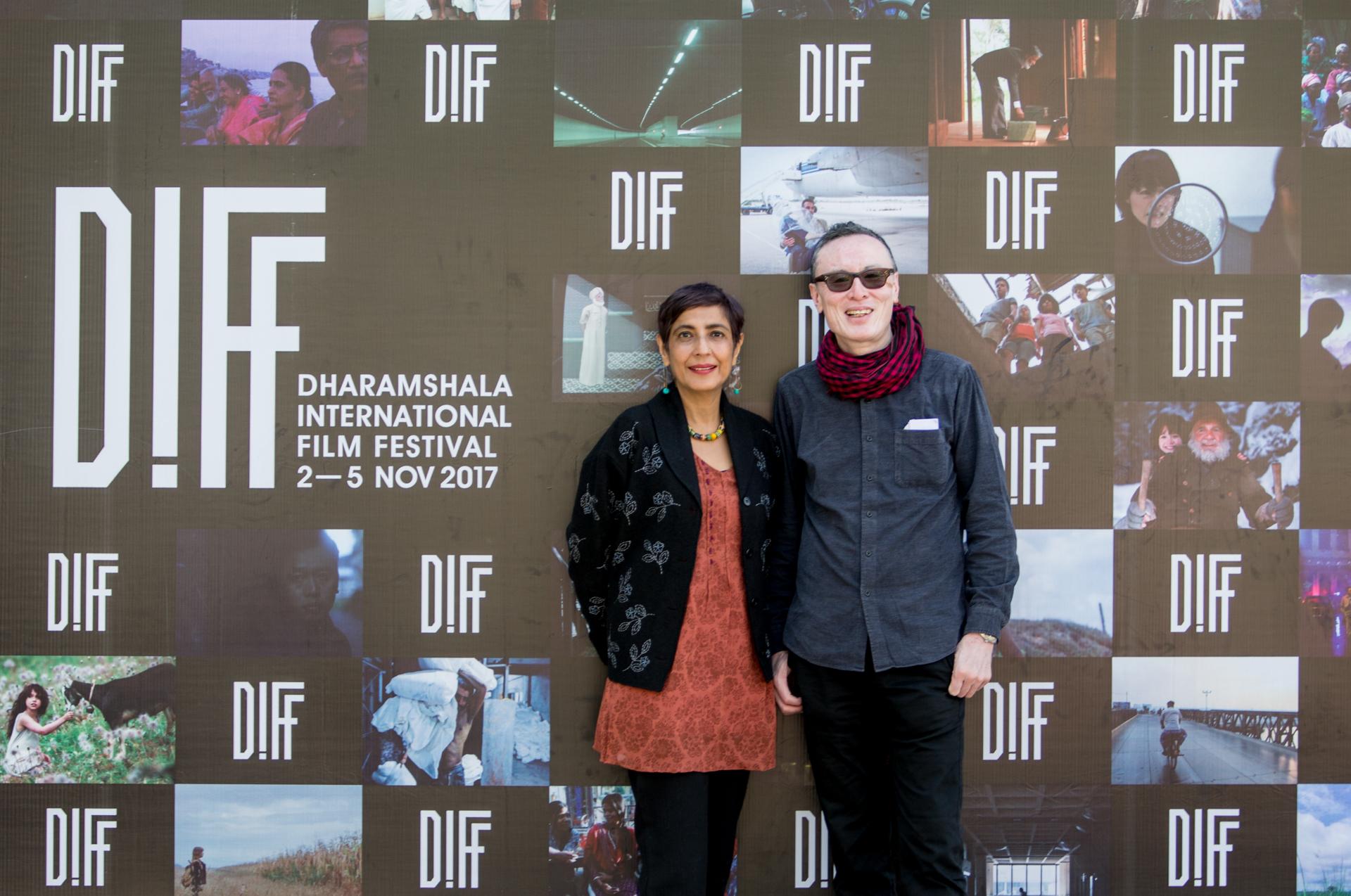 Ritu & Tenzing at DIFF 2017