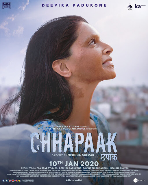 Chhapaak: Don't Be A Nirashavadi