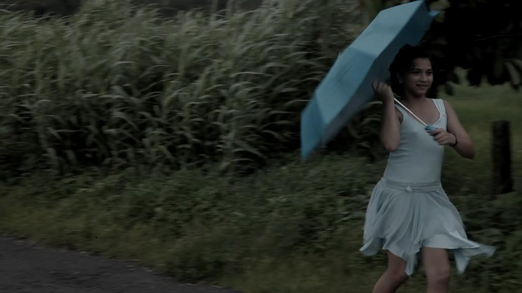 @girl with umbrella