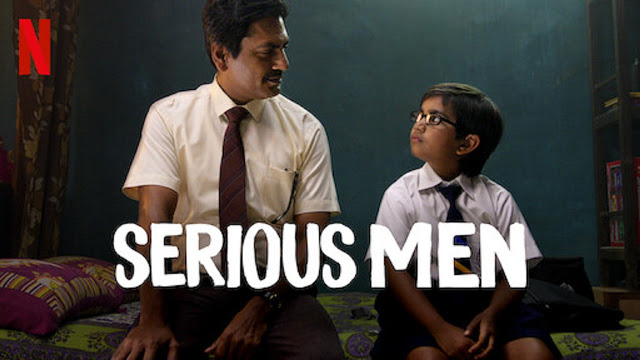 Serious Men: Finding the light