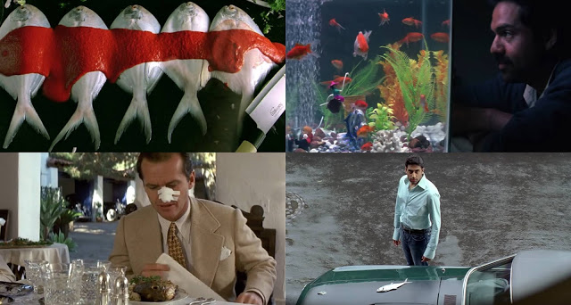 Something fishy in films